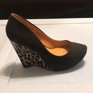 Black Velvet Shoes